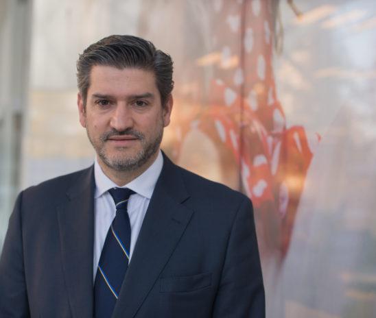"""Óscar Huerta, Director General de Reale Seguros en Chile: """"Nuestra apuesta principal son los Corredores y garantizar el mejor servicio"""""""