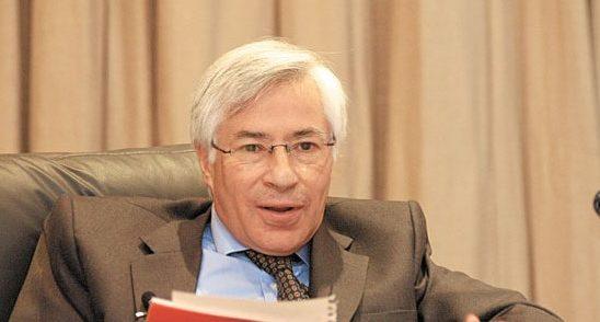 Joaquín Cortez asume como nuevo presidente de la Comisión para el  Mercado Financiero