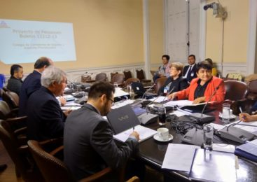 El Colegio de Corredores de Seguros & Asesores Previsionales, participó en una mesa de trabajo en la Cámara de Diputados