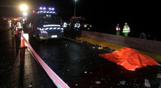 Accidente Línea Azul: Aseguradora optó por indemnizar a familias de las víctimas