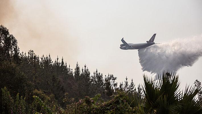 Aseguradoras cifran en casi US$100 millones las indemnizaciones por incendios del verano Fuente: Emol.com