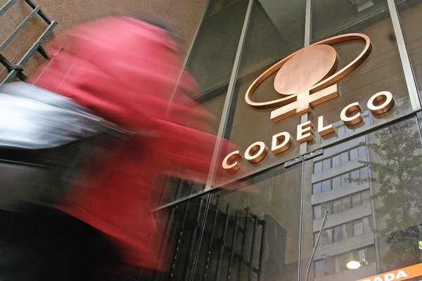 "Codelco se querella contra dueños de GyS: acusa corretaje de seguros ""clandestino"""