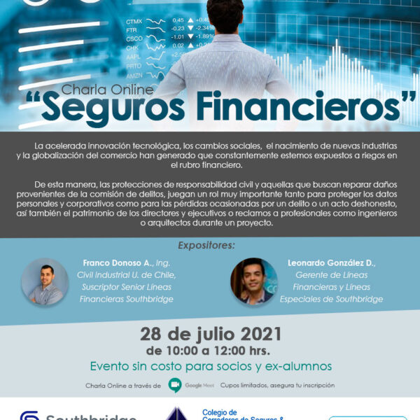 Charla Seguros Financieros
