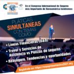 XXI CONGRESO INTERNACIONAL CONSTRUYENDO UN MUNDO NUEVO DE OPORTUNIDADES 3 – 5 DE NOVIEMBRE 2021